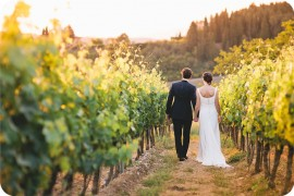 Tuscany Italy Wedding + Castello di Montegufoni + Rosie and William