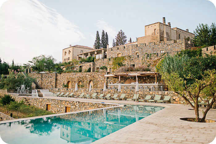 Monemvasia Greece Wedding Kinsterna Hotel Amp Spa Claire